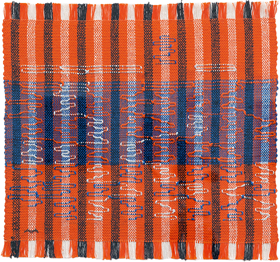 Anni Albers marked a momentous step for fibre arts when the former Bauhaus student became the first weaver to have a significant solo show at the Museum of Modern Art in 1949. - Artforms using textiles have existed for millennia but have not always been held in such high esteem in the art world. The artificial divide that exists between fine art and textiles (or applied/decorative arts, or craft) is a gendered issue. 'Textiles have always suffered as an art media because of their association with domesticity and femininity,' says Hannah Lamb of The 62 Group of Textile Artists, an artist-led pressure group that has been promoting textiles as a fine art for nearly 60 years. Historically, textiles have been labelled 'women's work', and dismissed as inferior to pursuits such as painting and sculpture. But this has not always been the case.