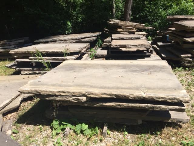 sandstone in west salem ohio
