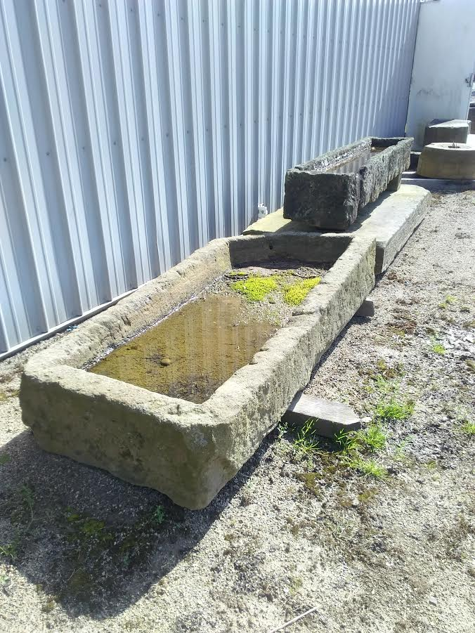 water trough from amish country, ohio