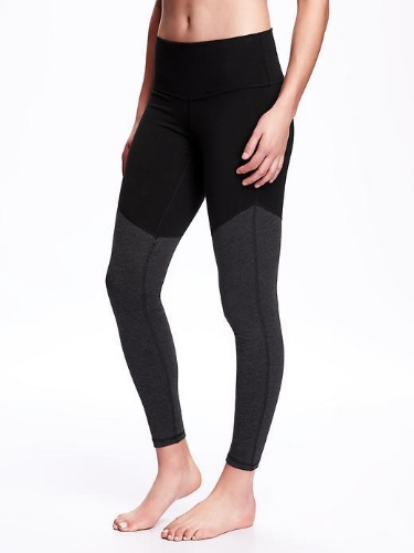 OLD NAVY GO-DRY MID-RISE YOGA LEGGING FOR WOMEN
