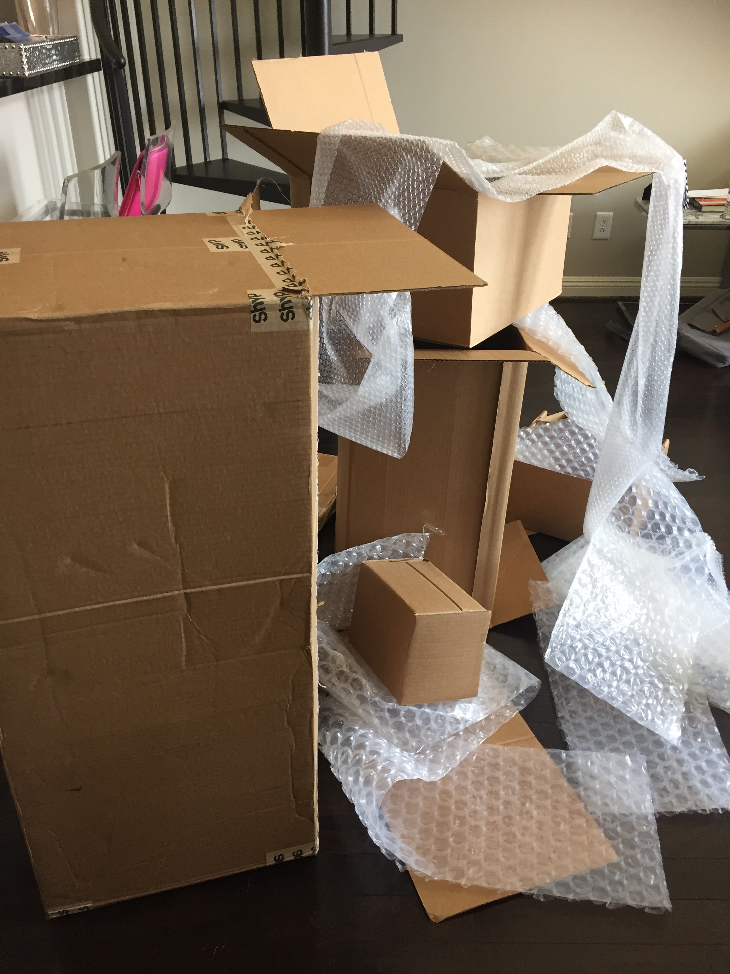 Shyp is serious about packaging!