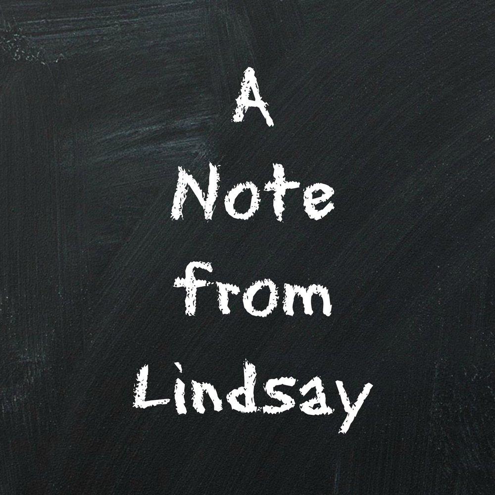 Blog — Lindsay Paige