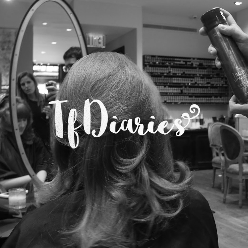 Best Hair Salon NYC TF Diaries