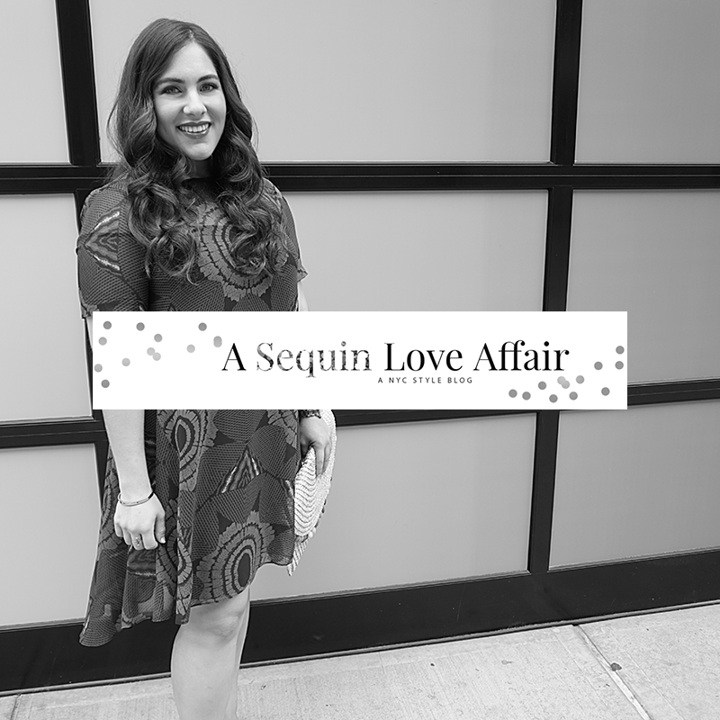 Best Hair Salon NYC Sequin Love Affair