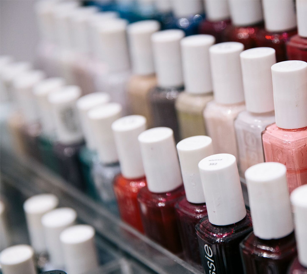 Beauty Update:Manicure for Mom - Enjoy quality time with mom this Sunday with a pampering Manicure and Pedicure package at the Marie-Lou & D nail bar. We use OPI lacquers and our nail gurus have declared soft pastel pink, stark white and moody metallic spring's best shades.