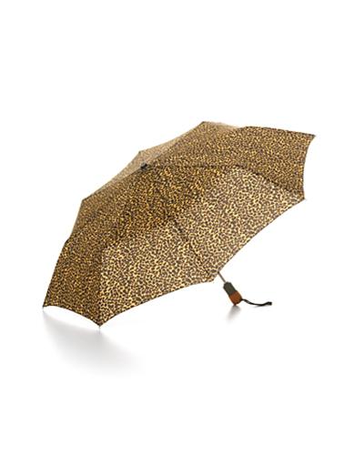 BLOOMINGDALES  Animal Print Umbrella