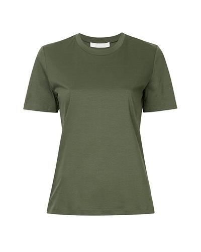 DION LEE  Signature Crew Neck T-Shirt