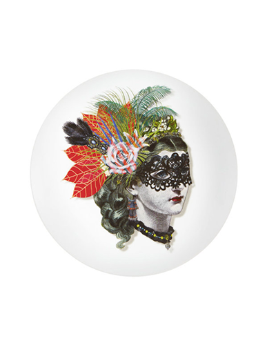 CHRISTIAN LACROIX  Love Who You Want - 'Woman' Plate
