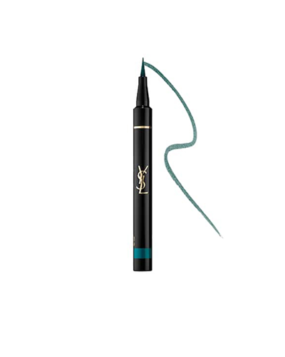 YVES SAINT LAURENT  Felt-Tip Eyeliner Pen Deep Green