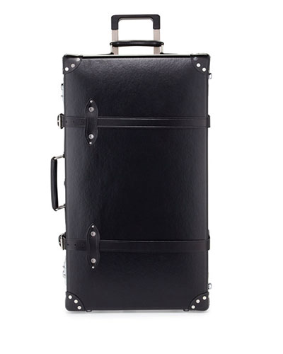 "GLOBE TROTTER  30"" Extra-Deep Trolley Case Luggage"