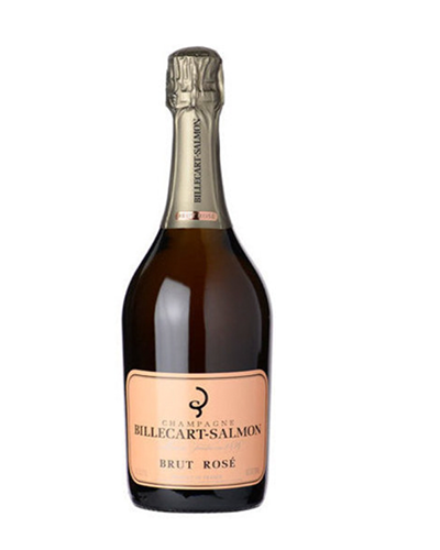 BILLECART-SALMON  Brut Rose Sparkling Rosé Wine