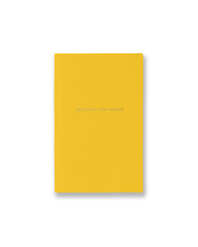 SMYTHSON  Second to None Panama Notebook