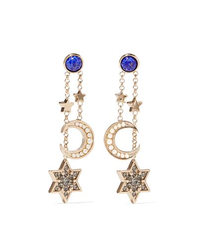 ETRO  Enamel Earrings