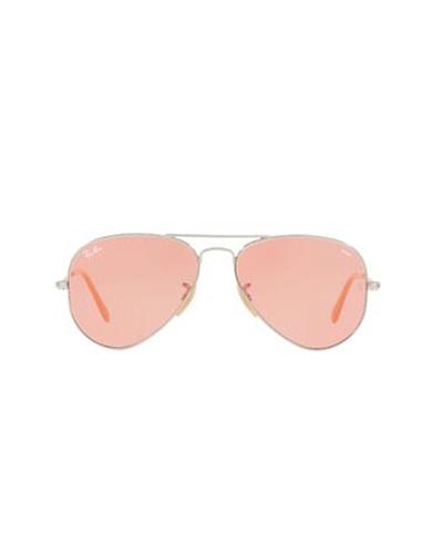 RAY BAN  Evolve Photochromic Aviator Sunglasses