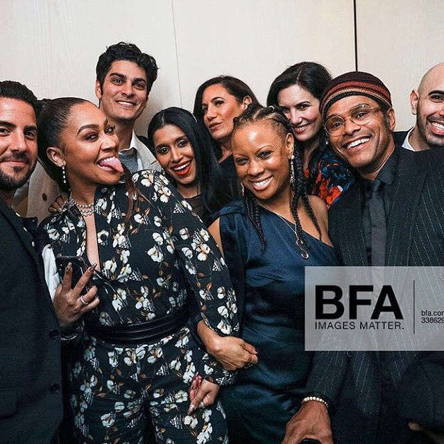 What would we do without @bfa ?😜 Seriously thank you @shorton007 for a fabulous night celebrating the opening of @timessquareedition !💃🏻#laurynhill #timessquareedition #aboutlastnight 📷 @bfa