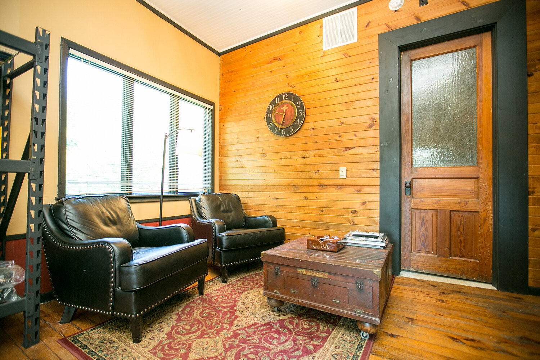Sodie's Interior Lounge. Photo by Kristina Marshall.