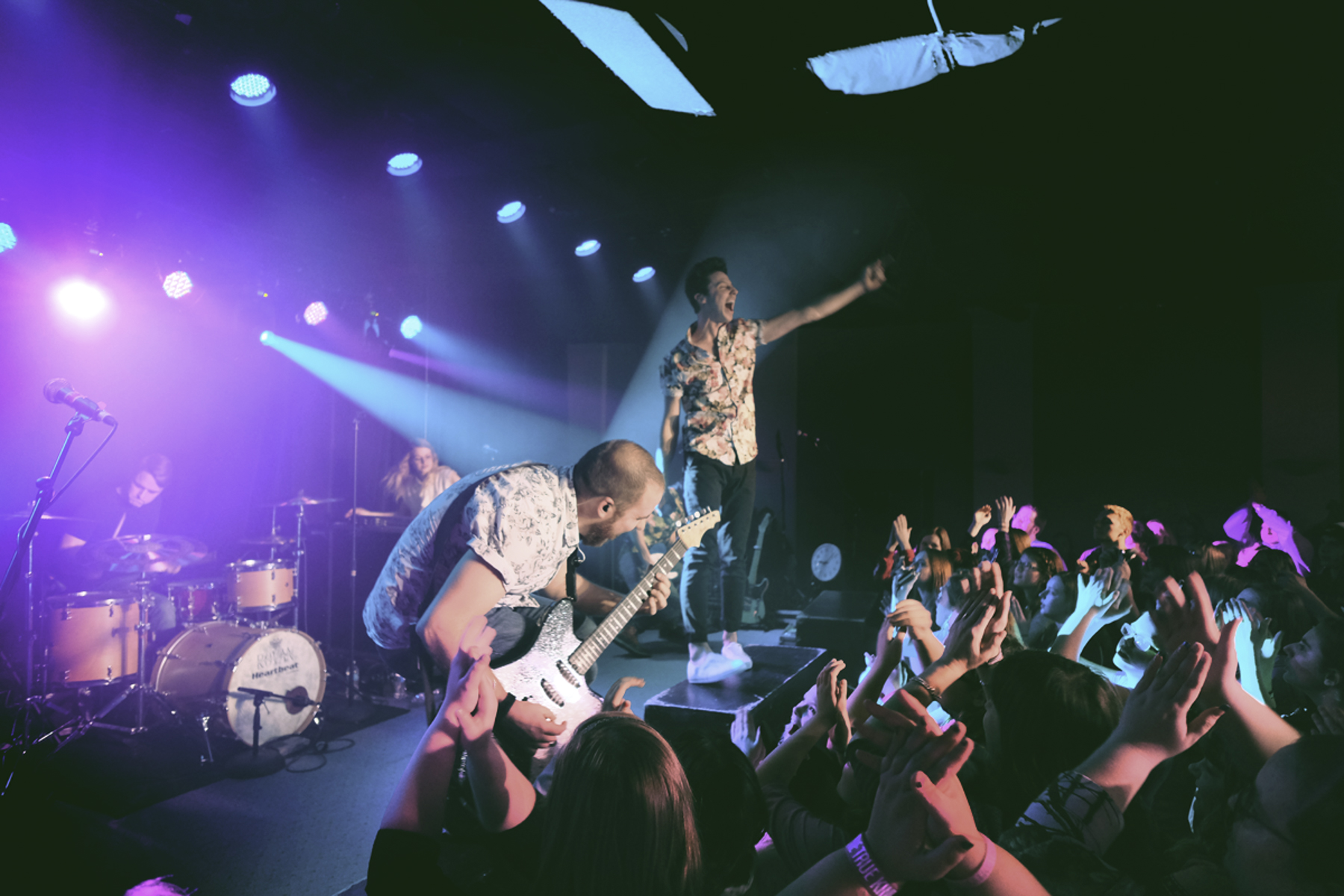concert photography // katherine.ruth photography