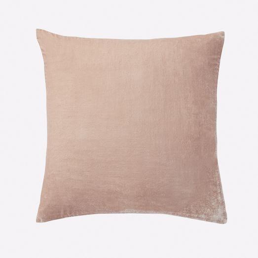 LUSH VELVET PILLOW COVER - $21   Add some sheen to someone's Holiday with this Lush Velvet pillow cover!