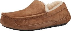 UGG ASCOT SLIPPERS - $110   Once He slips these on...he will never want to take them off.
