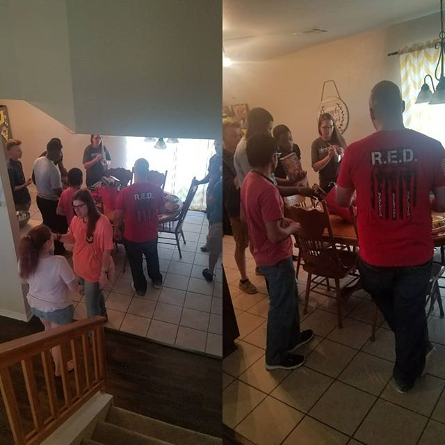 Thanks for joining us for Game Night!!! #youngadults #amped #killeentx #memorialbaptistchurch
