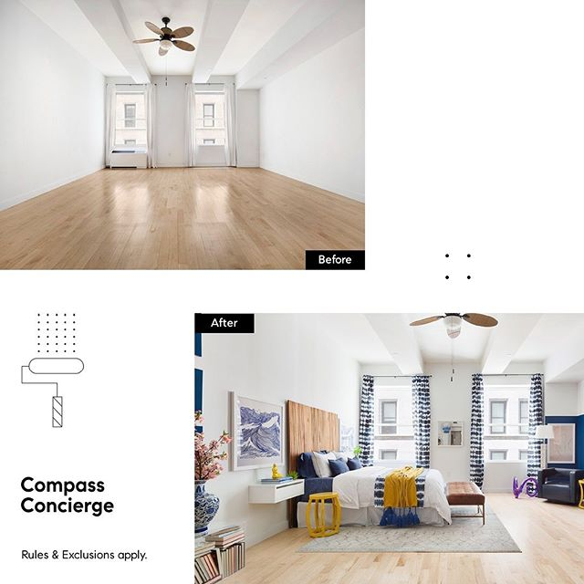 The Compass Concierge program is the latest in a suite of services designed to prepare your home for the market. From deep-cleaning to cosmetic improvements, we will work together to assess opportunities to elevate your home's value. No upfront up fees. No hassle. 😲🔨🧹🧺🧼🔑🏘 ‼️ • • #AgentsofCompass #LosAngeles #SantaMonica #LosAngelesRealtor #RealEstate #LosAngelesRealEstate #MarinaDelRey #Venice #Brentwood #PlayaVista #AngelaVonDetten #AvD #CompassRealEstate #Compass #CompassConcierge #RoberReffkin