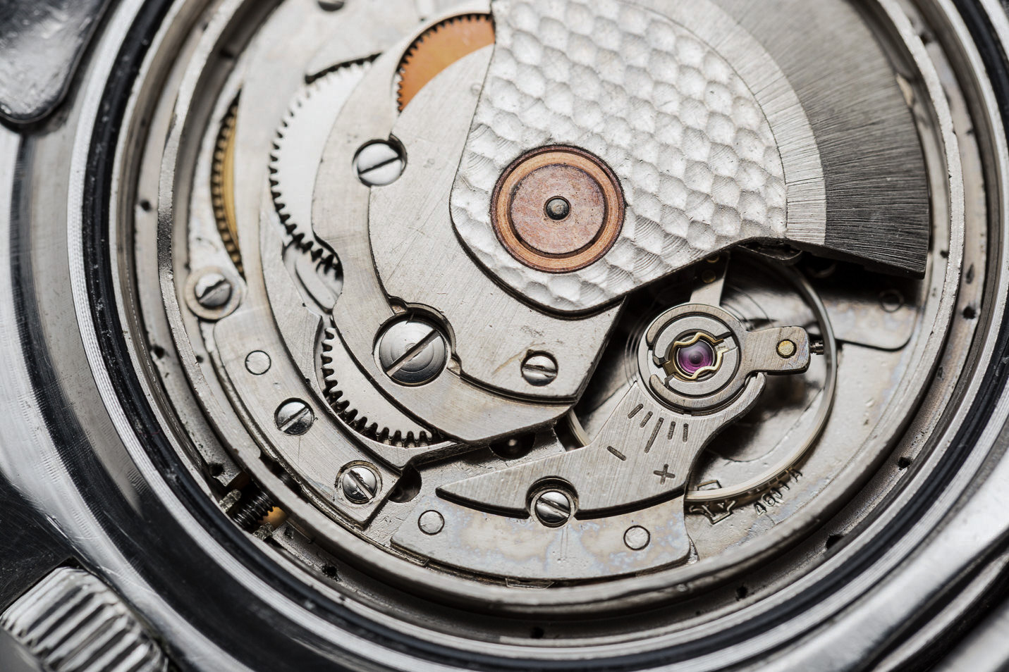 French-made automatic movement FE4611A Image source:  shucktheoyster.com