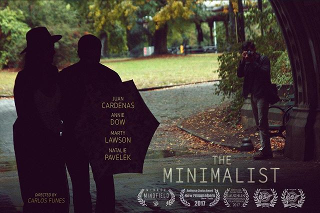 Our award-winning short film 'The Minimalist' is now available on @youtube ! Click the link in our bio to watch the full length film. 🎬 ・・・ #theminimalist #theminimalistfilm #shortfilm #indiefilm #supportindiefilm #youtube #filmmaking #photography #photooftheday #picoftheday #igdaily #instadaily #follow #brooklyn #nyc