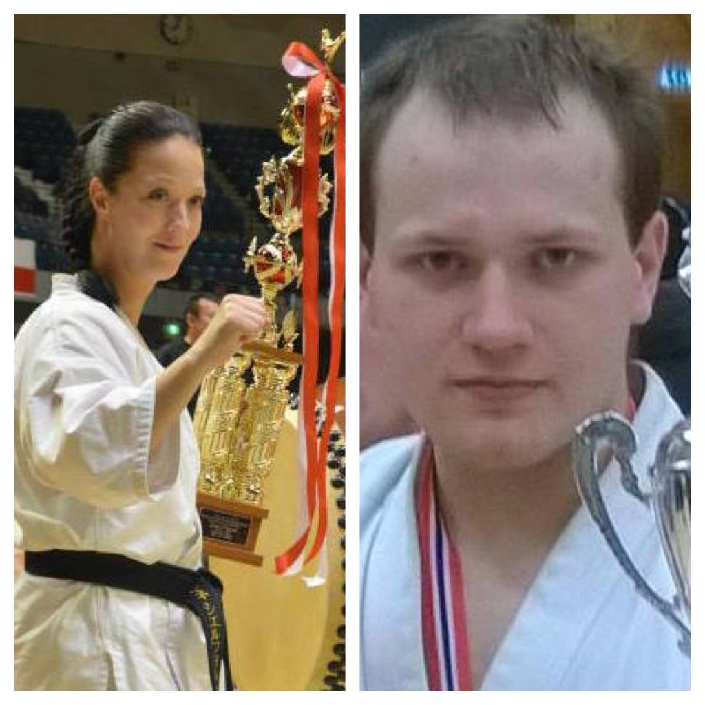 Fighters from KWF Norway  Irene Jensen Skjelfjord WHW 3rd place KWF Euros 2015 2nd place KWF World Cup 2014 3rd Place 4th Cup of Europe 2012  Eivind Naerland MHW 1st place Norwegian Open 2016 2nd place KWF Euros 2015
