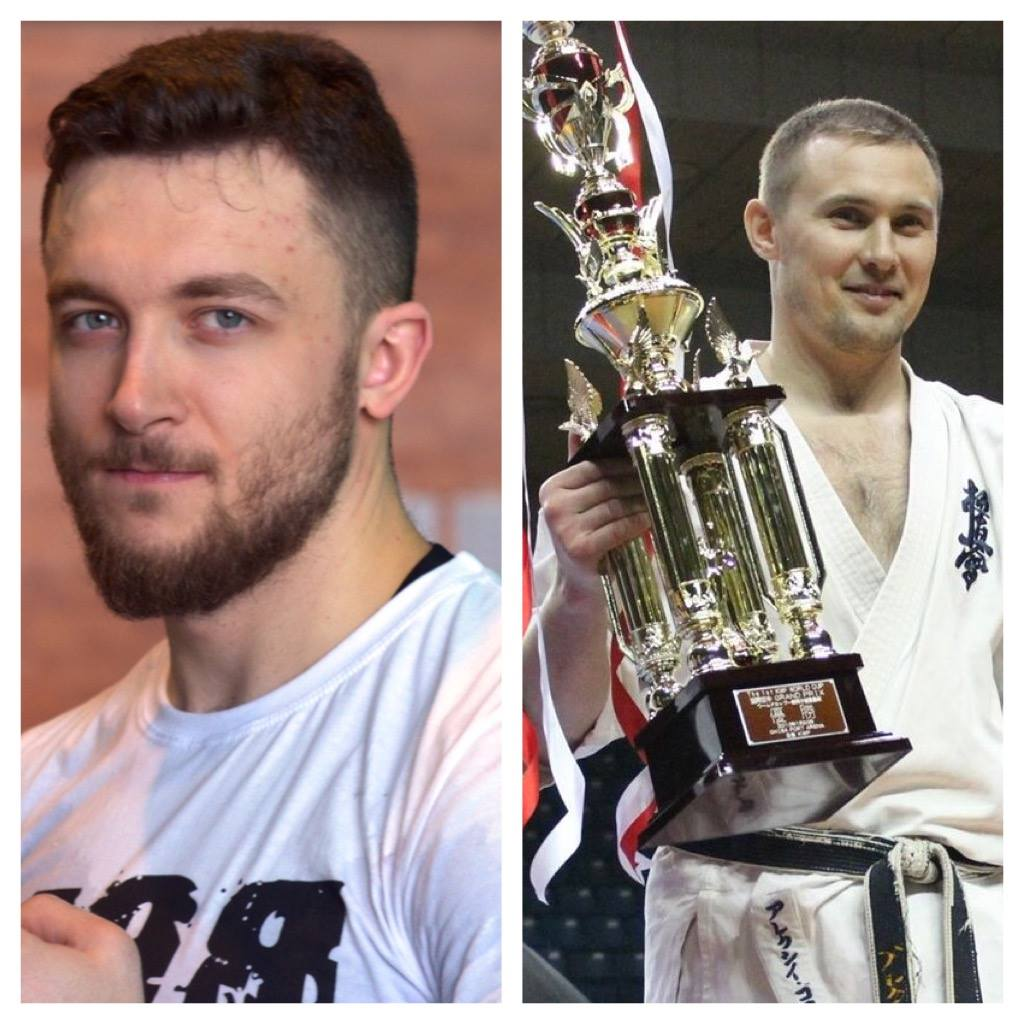Representing IFK Russia Nizhny Novgorod Region  4 time Russian Champion Alexey Gorokhov MHW 1st place KWF World Cup 2013 2nd place IFK World Championships 2013  Andrey Kizev MMW 1st place Federal District Champion 2016