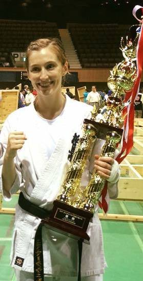 The BKK's most in-form fighter, 4 time British Open Champion Emma Markwell from BKK Westcroft will participate in the Womens LW division.  Recent results also include: All Japan Kyokushinkan Openweight Champion SENI West Europe Cup Champion KWU European Championships 3rd place