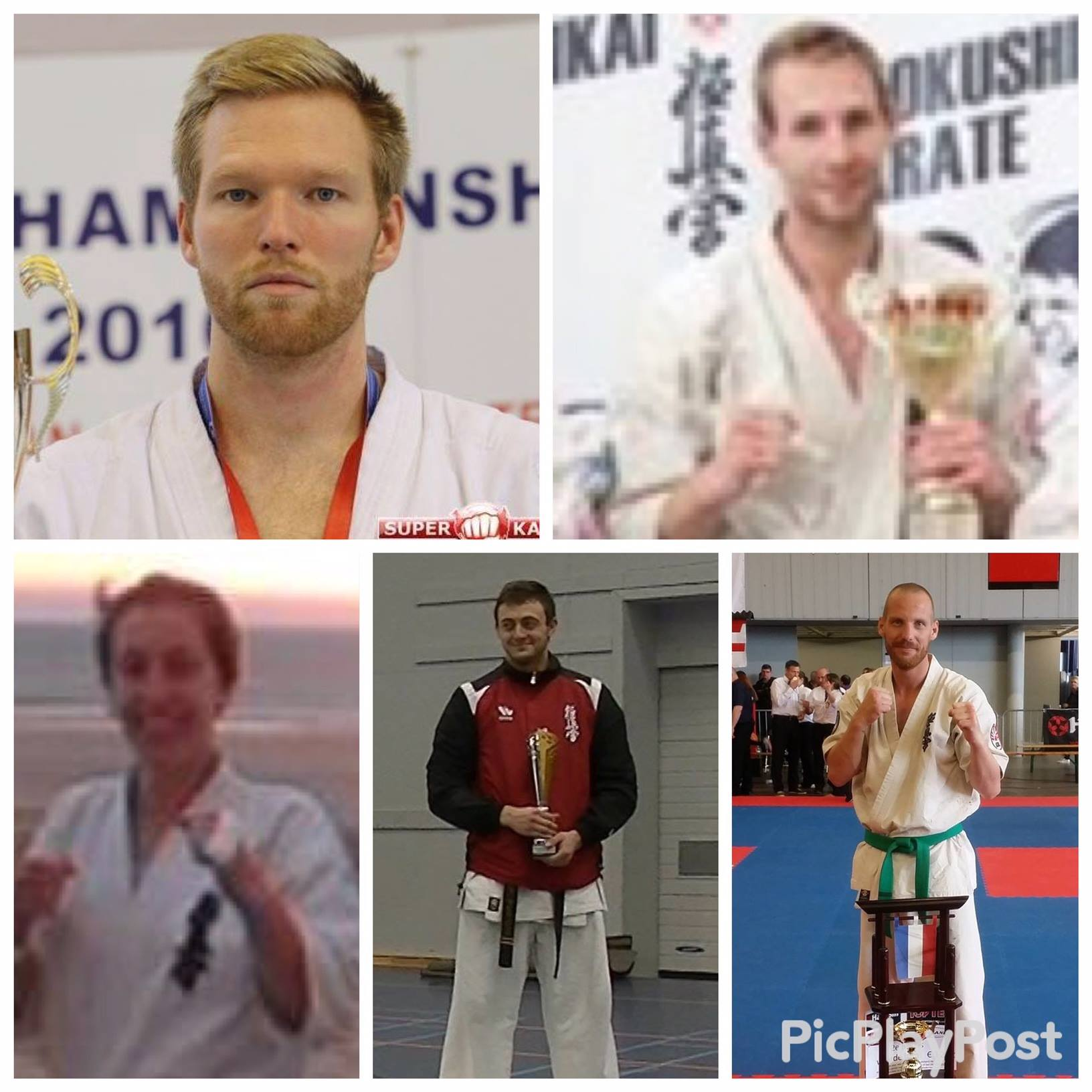 Netherlands who bring with them Dutch Unified Championship podium placers:  Roel Noordman Mens Heavyweight Dutch Unified Champion 2016 KWU World Championships 2015 3rd place SENI West Europe Cup 2016 Champion  Kelvin Teinstra Mens Middleweight SENI West Europe Cup 2016 2nd place 2nd Dutch Unified Championships 2016  Chelsea Kerklaan Womens Heavyweight Dutch Unified Champion 2016  Leroy Verschuren Mens Lightweight 2nd Dutch Unified Championships 2016