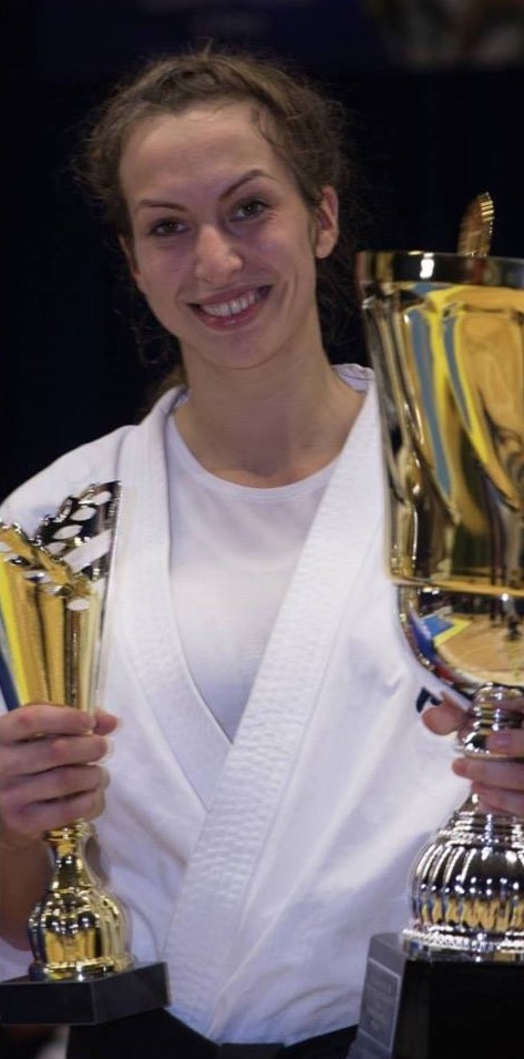 IFK Ireland will be bringing the current British Open ladies HW Champion Aneta Meskauskiene who will defend her crown.  She recently won the SENI West Europe Cup and was 3rd at the KWU Euro Championships 2016.