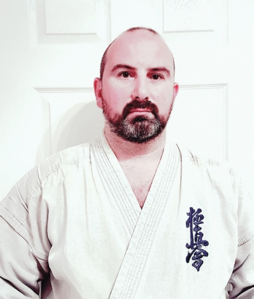 Senpai Kenny Mortin (2nd Dan) adult knockdown skills coach