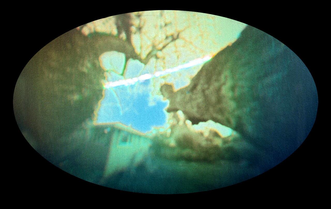 First Angela Prosper image made in 2013.