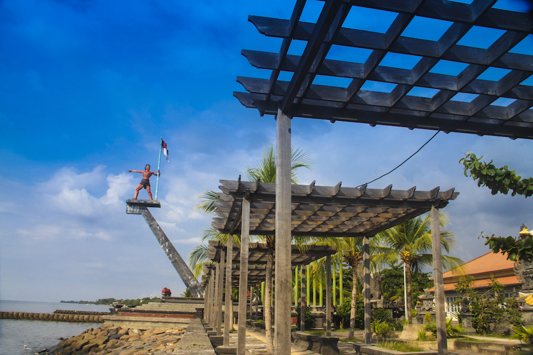 A beautiful day at The Old Port of Buleleng