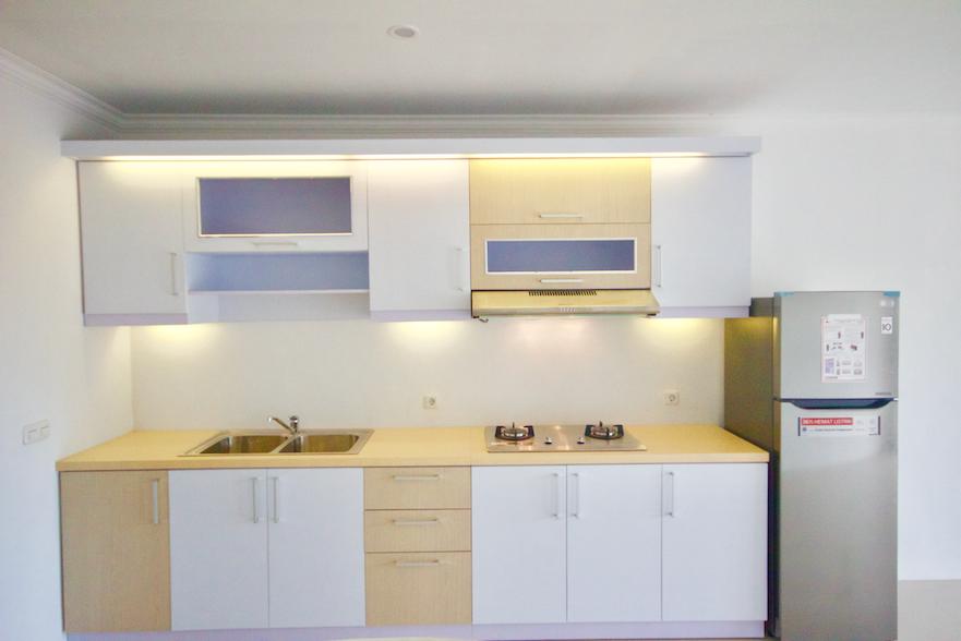 Basic Apartment Kitchen