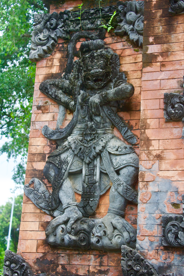 Detail of Shrine