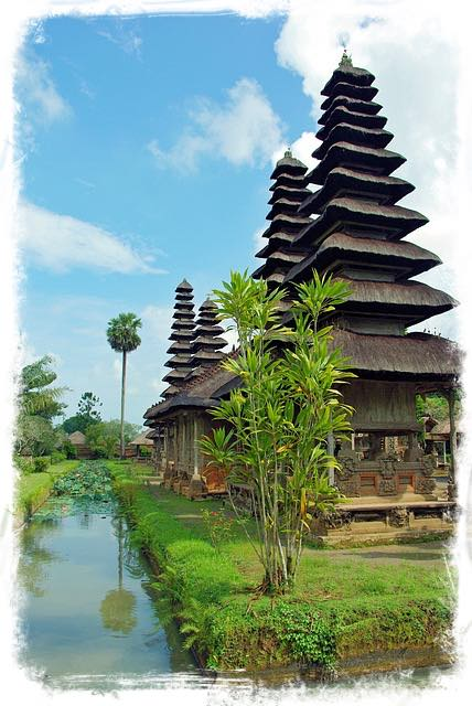 bali pagoda