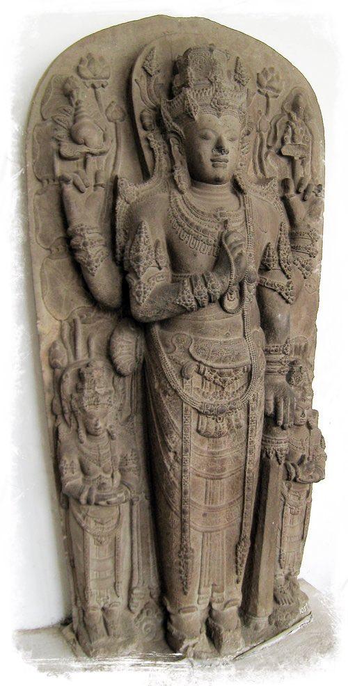 Statue of Raden Wijaya