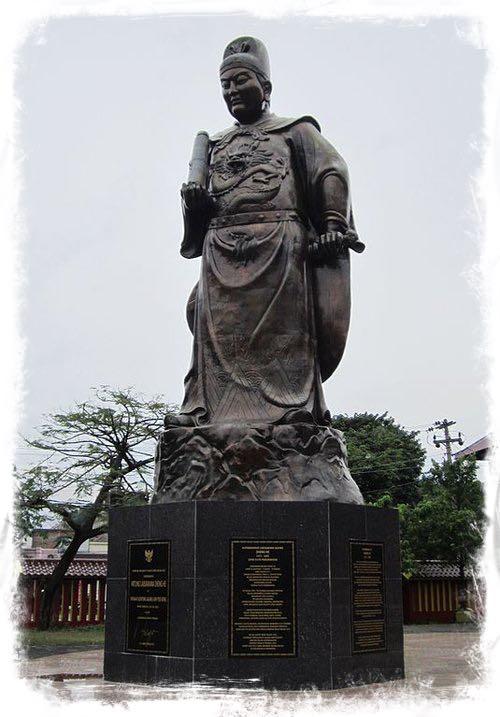 Statue of Zheng He