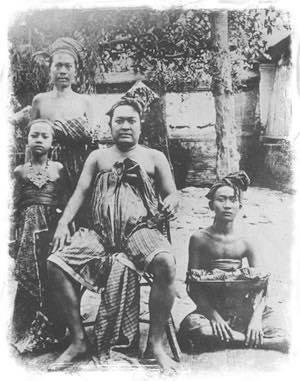 Dewa Agung Jambe II After the Dutch Invasion