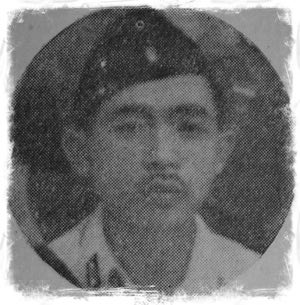 The Only Known Photograph of Colonel I Gusti Ngurah Rai
