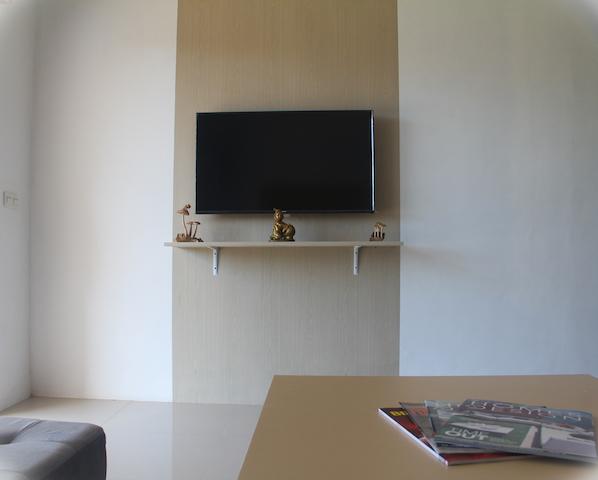 Basic Apartment Living Room