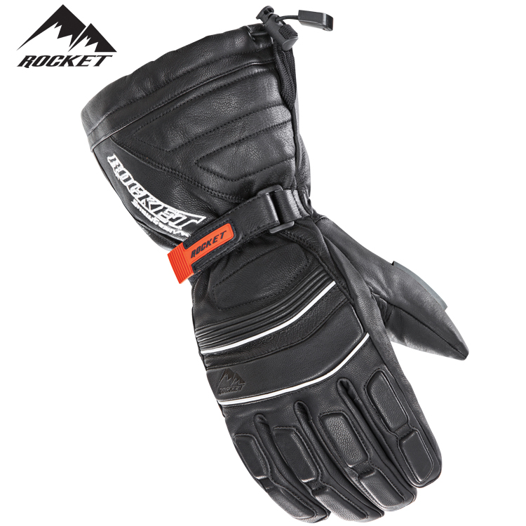 JOE ROCKET® MENS EXTREME LEATHER GLOVE $84.99