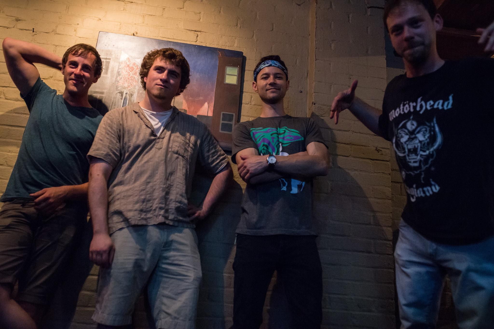 Albino Rhino DC Music Rocks