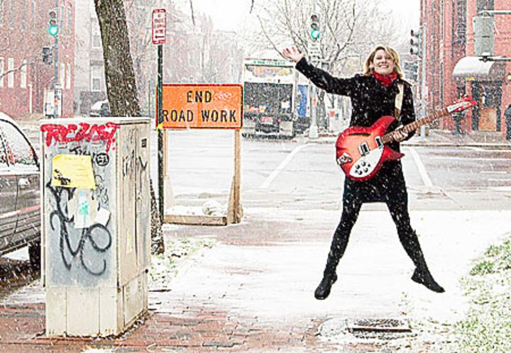 Olivia Mancini DC Music Rocks