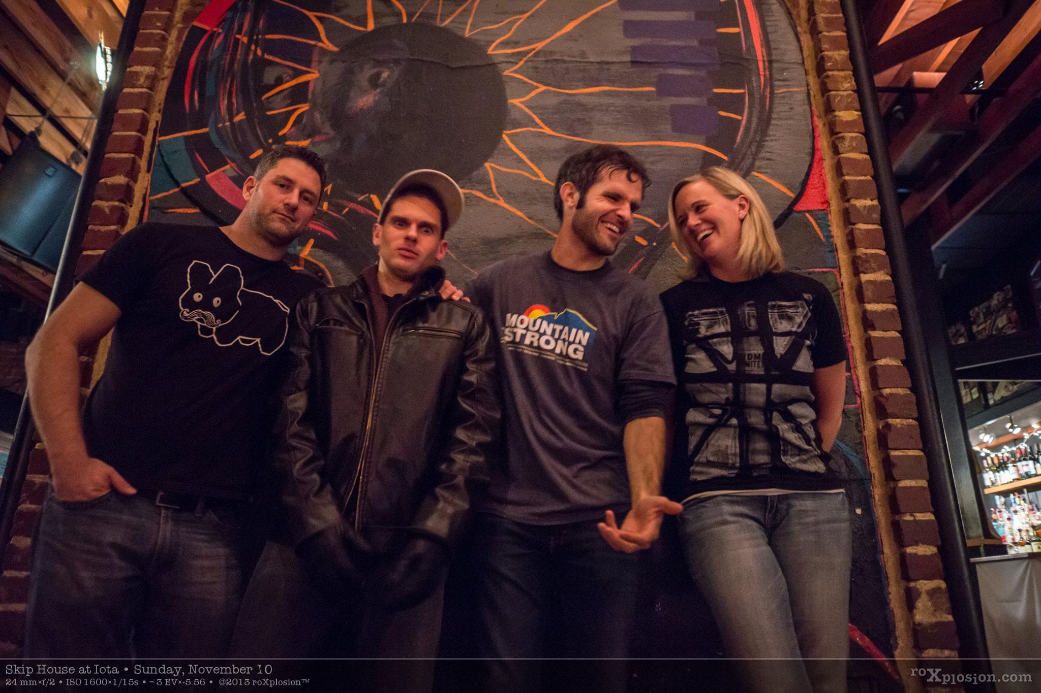 Skip House DC Music Rocks