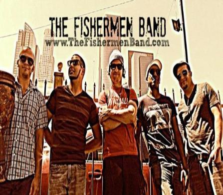 The Fishermen Band DC Music Rocks