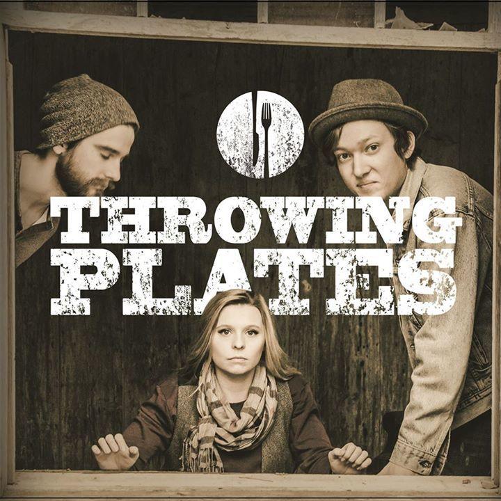 Throwing Plates DC Music Rocks