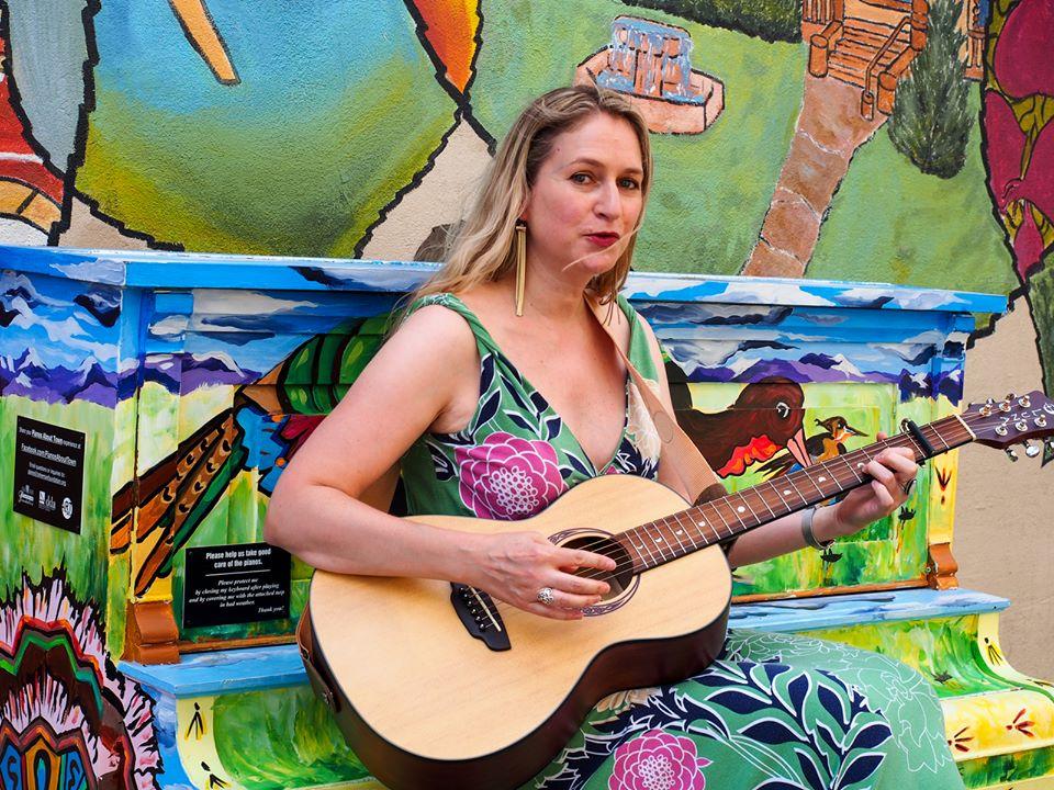 Katharine Key DC Music Rocks